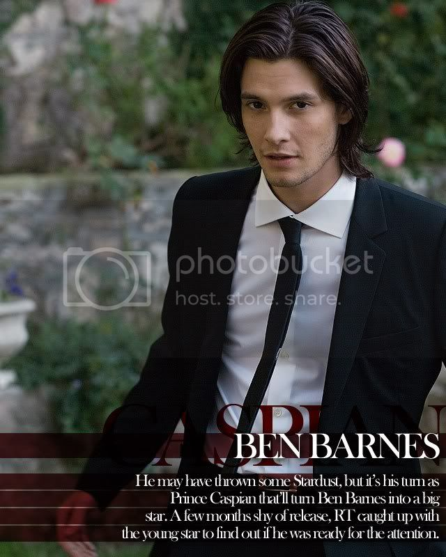Ben Barnes Pictures, Images and Photos